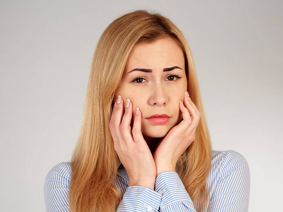 Having pain and Discomfort __Sunrise Dental | Chapel Hill | Durham | Raleigh | Cary, NC